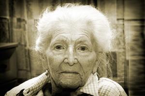 Schönheit des Alters